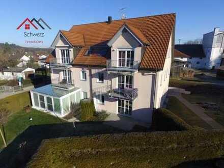 Traumhafte 3-Zimmer-Wohnung mit großer Terrasse