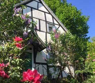 Historisches Fachwerkhaus für Liebhaber im Zentrum von Lindlar