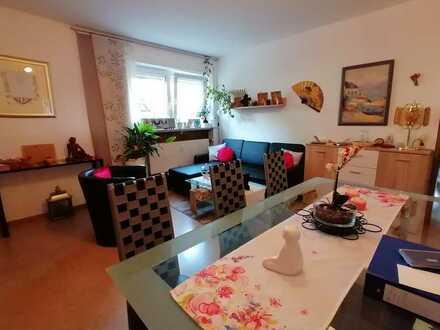 Helle 2-Zimmer-Souterrain-Wohnung in Bamberg