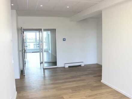 FRISCH RENOVIERTE Bürofläche mit optimaler Anbindung zum ÖPNV (KA-Nordstadt)!