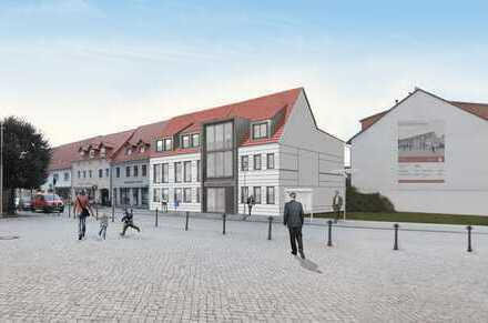 Stilvoll Wohnen mitten in der Kreisstadt Herzberg