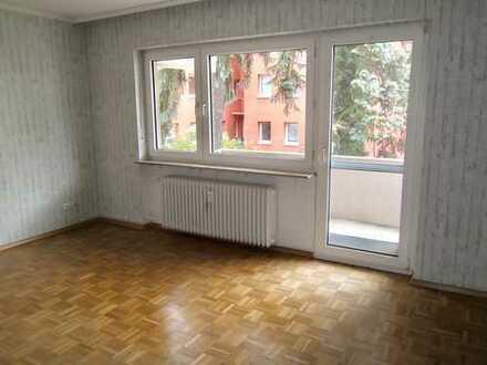 RB2! Attraktive 3-Zimmerwohnung mit Balkon in zentraler Lage Bad Nauheims!