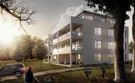 ::: Neubau - zwei Zimmer Wohnung im 2. Obergeschoss :::