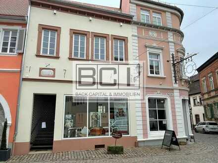 Provisionsfrei!!! Ladengeschäft in bester Lage im historischen Freinsheim