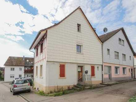 RE/MAX - *NEU* Kleines Sanierungshaus in Lottstetten