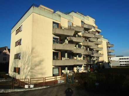 2-Zimmerwohnung mit herrlicher Aussicht in Zentrumsnähe - Ehingen