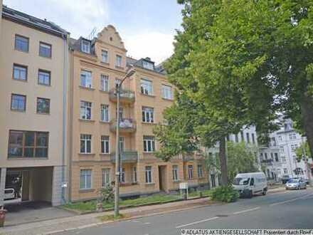 Schicke Zweiraum-Wohnung in bester Wohnlage