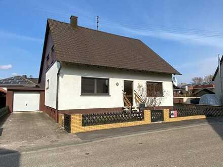 Haus mit viel Platz, Garten und vielem mehr ... in Neuburg am Rhein