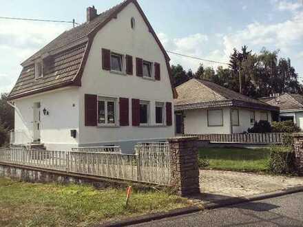 Freistehendes Einfamilienhaus in ruhiger Gegend