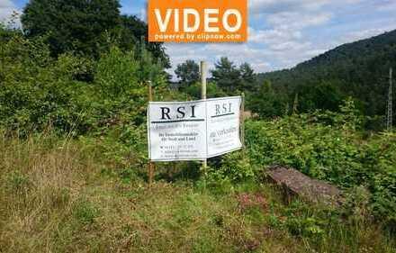 RSI-Invest bietet an: Bauplatz 722 m² ..alles im grünen Bereich...Süd-Lage