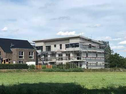 Schicke Neubauwohnung im 1. Obergeschoss mit Balkon in Hamminkeln - Mietbeginn 2020!