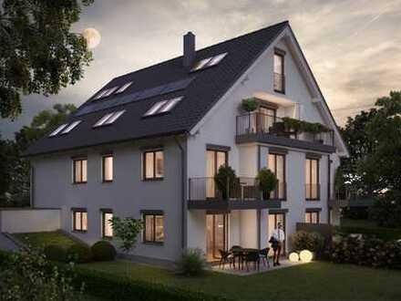 B69 L|I|V|I|N|G - Fasanerie - Sonnige Dreizimmerwohnung mit Südgarten