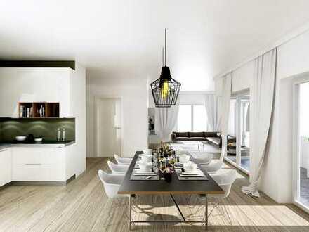 Große 4,5 Zimmer Wohnung mit KFW 55 Förderung -Wohnung 7