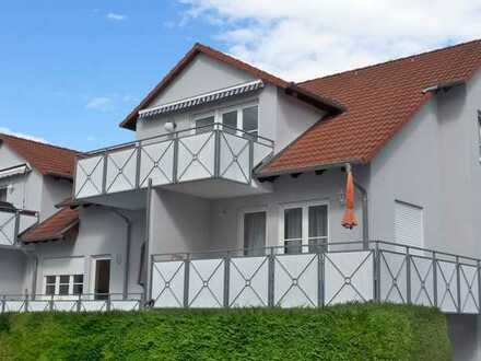 Gepflegte 4 Zimmer-Dachgeschosswohnung