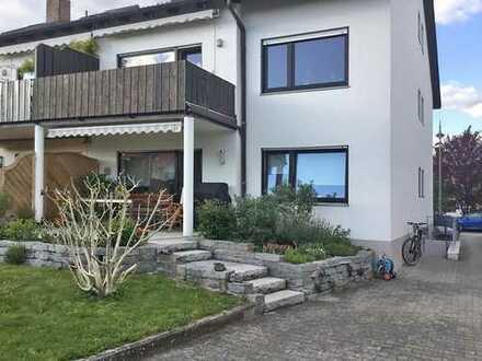 3,5-Zimmer-Erdgeschoss-Wohnung in Schöngeising