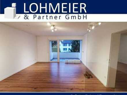 Lichtdurchflutete 2-ZKB-Wohnung in Dornberg