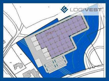 Neubau einer Lager- und Logistikhalle nähe München