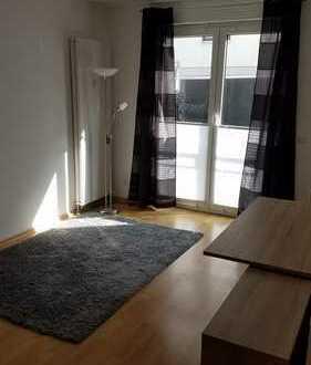 Gepflegte 1-Zimmer-Erdgeschosswohnung in Karlsruhe-City Park