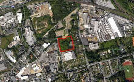 Neubau: kleinteilige Halle für Produktion, Lager, Gewerbe in Dortmund-Dorstfeld