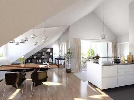 Jetzt Verkaufsstart: 3 - Zimmerwohnung mit Aussicht im DG