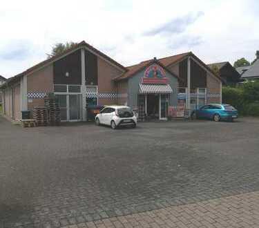 Ladenlokal Hövelhof ehem. Getränkemarkt