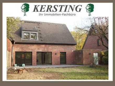 Krefeld-Stadtwald! Perfektes Einfamilienhaus in bester Lage vollständig saniert mit Süd-Grundstück!
