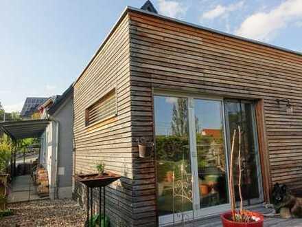 Ehem. Bauernhaus liebevoll renoviert mit modernem Anbau und sonniger Terrasse, Burgebrach Ortsteil