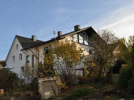 Familie+Praxis/Büro+Einliegerwohnung unter einem Dach, großzügiges Domizil mit hohem Wohnwert