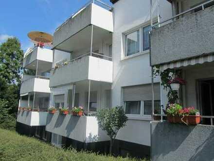 Wetter-Wengern, 3 ½ Zi, 72 qm in ruhiger zentraler Lage, Balkon, Bad renoviert