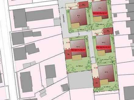 Baugrundstücke für Einfamilien-Bugalows zentral in Herne-Eickel - nur noch 2 Grundstücke frei!