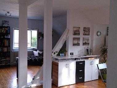Zimmer in 2er WG, Top Wohnung, großer Wohn- und Essbereich, gute Lage