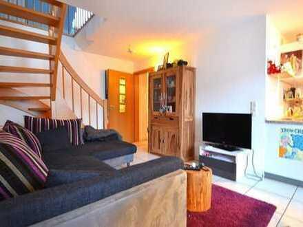 3 Zimmer Maisonette-Wohnung mit Dachterasse