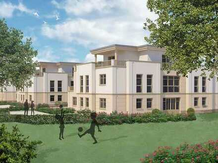 Aufzug direkt in die Wohnung! Elegante 4-Zimmer-Penthouse-Maisonette-Wohnung mit Terrasse
