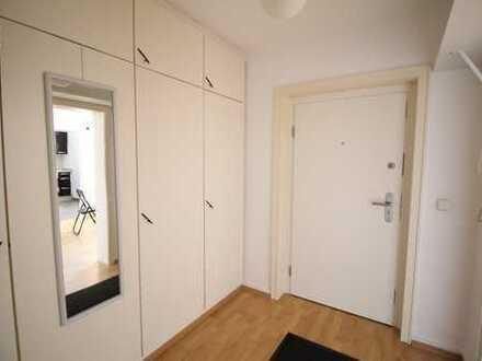 Gepflegte 3,5 ZKB-Wohnung mit Balkon und Garage in ruhiger Lage