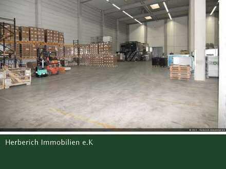 Hochregallager mit bester Verkehrsanbindung z.B für Spedition, 500 m2 bis 1600 m2