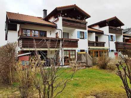 Tolle Erdgeschosswohnung mit Wintergarten