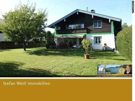 """*** Gmund a. Tegernsee *** Sonnige ETW - """"halbes Haus"""" mit Garten ***"""