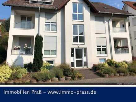 Top-Gelegenheit! Eigentumswohnung mit 2 Tiefgaragenplätzen in Bad Sobernheim zu verkaufen.