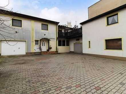Bezugsfreies Wohn- und Geschäftshaus in Lichterfelde - auch ideal als Büro oder Lagerfläche geeignet