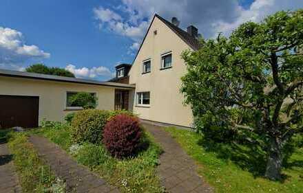 Doppelhaushälfte auf Traumgrundstück in Essen-Haarzopf