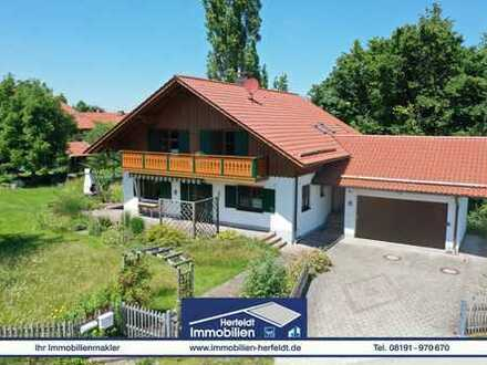 Traumhaftes Landhaus mit viel Platz für die ganze Familie südlich von Landsberg!