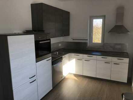 Komplett sanierte 2 ZKB mit Einbauküche - Wohnung 4