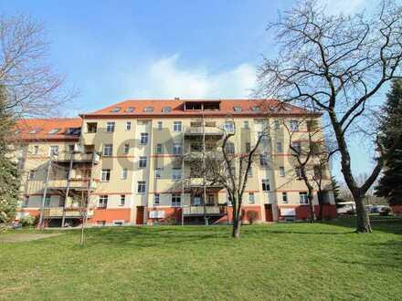 Attraktive Kapitalanlage in Tolkewitz: Vermietete 3-Zi.-ETW mit Balkon in saniertem Altbau