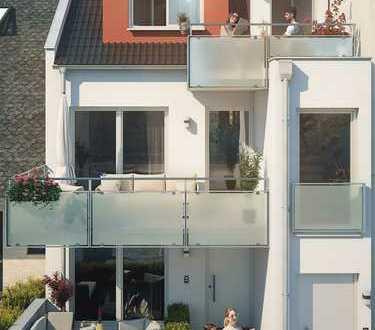 Zwei Wohnungen mit Rheinblick und Rheinlage