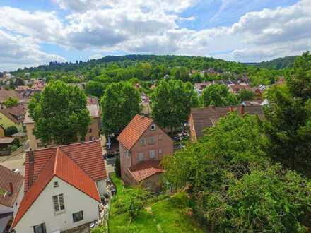 Zentral gelegenes 3-Familienhaus mit tollem Garten in S-Hedelfingen!