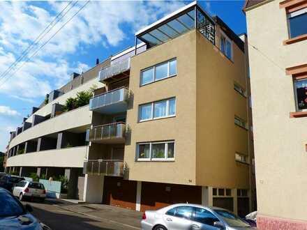 Ihr Traum: 1-Zimmer-Apartment mit Balkon in Stuttgart-Wangen - ruhig und gute Anbindung an ÖPNV
