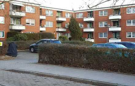 1-Zimmer-Wohnung mit Balkon in HH Harburg-SBahn Neuwiedental