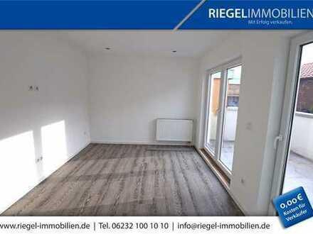 Sie hier? Wir auch!... renovierte DHH mit Dachterrasse und kleinem Freisitz
