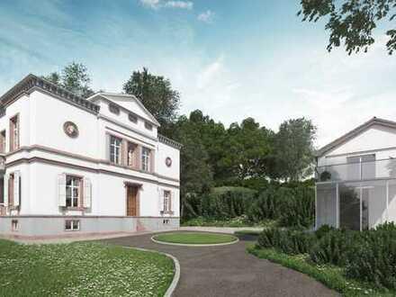 Einzigartige 5-Zi.-Wohnung mit Einliegerwohnung im Stadtpalais
