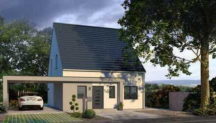 *** Aktionshaus mit Grundstück *** und reduzierter Bodenplatte - jetzt bis zu 13.781 EUR sparen